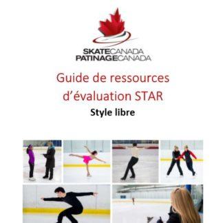 Une image du guide de ressources d'évaluation STAR pour le style libre.