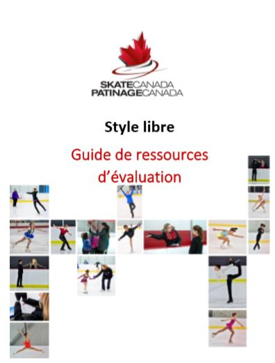 A picture of the STAR Assessment Resource Guide for Freeskate.