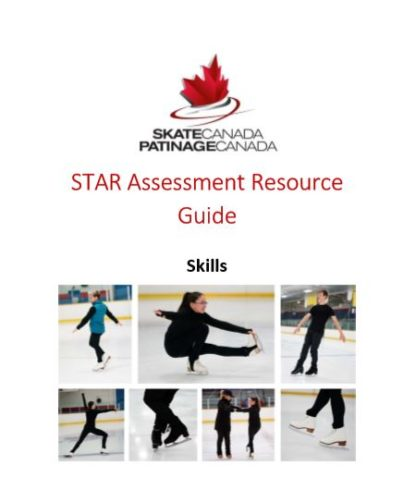 A picture of the STAR Assessment Resource Guide for Skills.