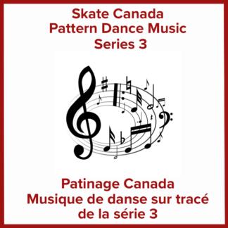 Une image pour la musique de danse sur tracé de la série 3.